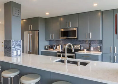 Complete Condo Renovation – Rideau Towers